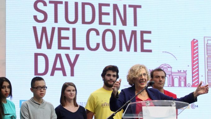 Madrid Student Welcome Day 2